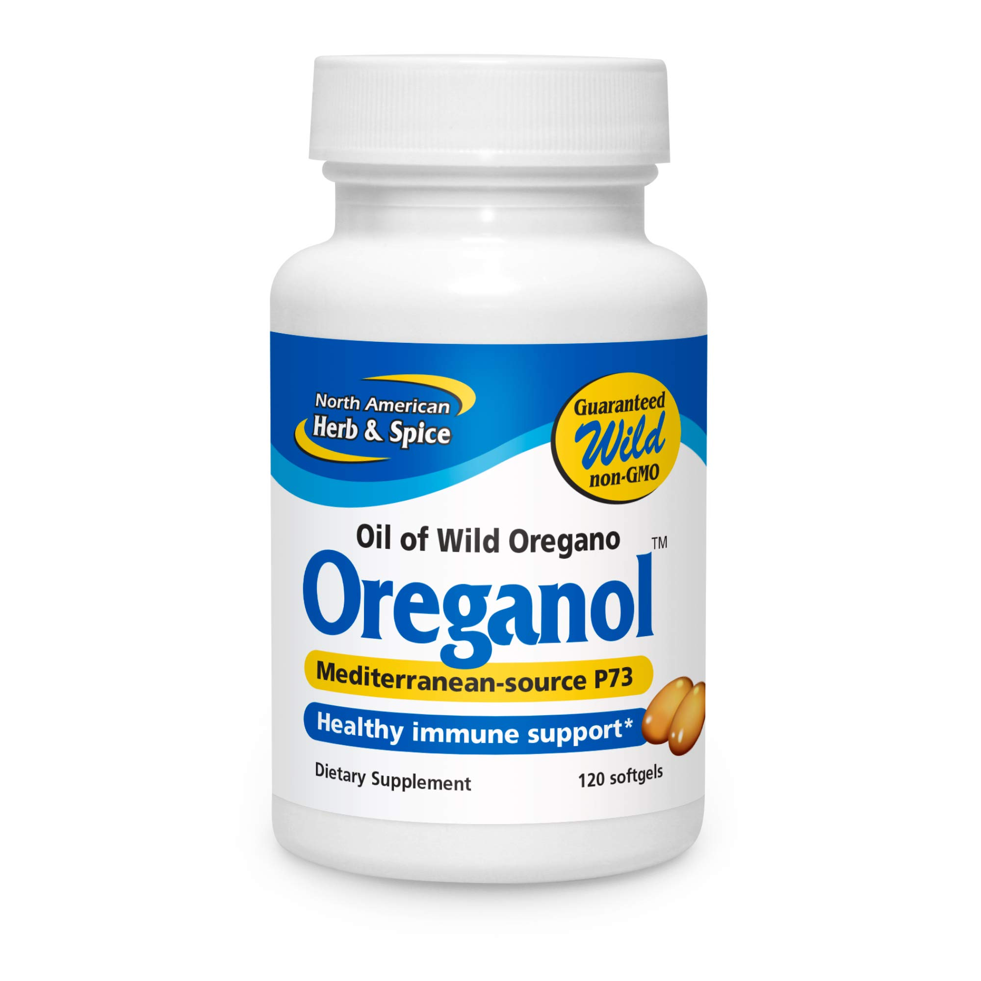 North American Herb Spice Oreganol P73 120 Softgels Immune System Support Unprocessed Vegan Friendly Wild Oregano Mediterranean Source Non Gmo 120 Servings Buy Online In Cayman Islands At Cayman Desertcart Com Productid 56038557