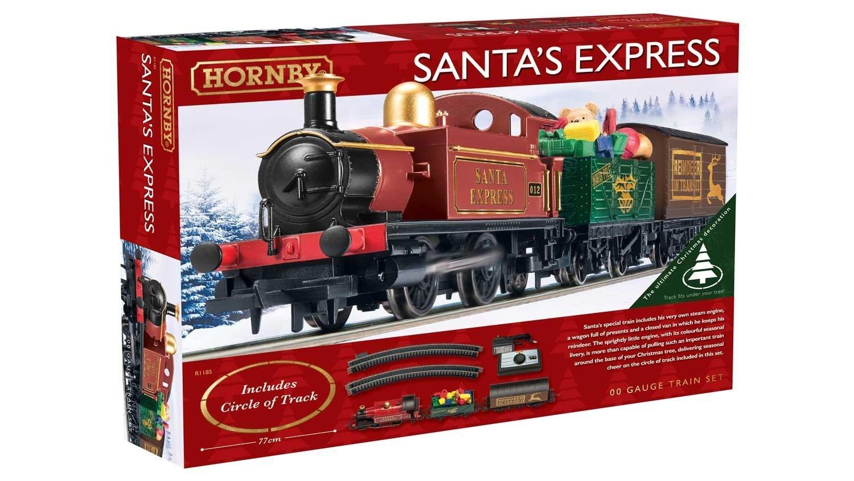 Hornby R1185 Santa's Express Christmas Train Set