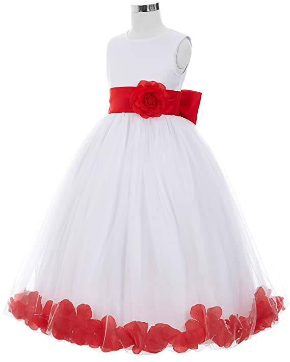 Amazon.com: GRACE KARIN Princess Birthday Wedding Pageant Flower Girl Dresses: Clothing