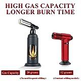 Big Butane Torch, Zoocura Refillable Industrial