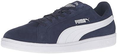 534153d8f266 PUMA Men s Smash SD Fashion Sneaker Peacoat White