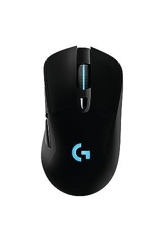 Amazon Com Logitech G703 Lightspeed Gaming Mouse With Powerplay