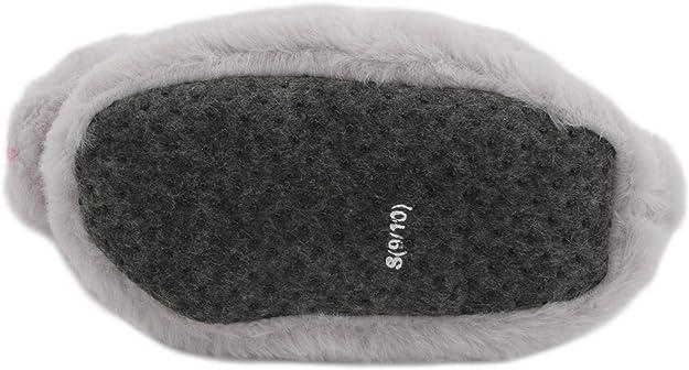 Slumberzzz Femme Corail Polaire 3D couchage chien Mule Pantoufles