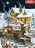 Amazon Price History for:Whistle Stop Christmas Chocolate Advent Calendar Filled With 24 Milk Chocolates(2.65 oz)