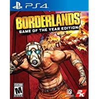 BORDERLANDS GAME OF THE YEAR - PS4