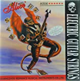 Alice Gitarrensaite für E-Gitarre (Standard)
