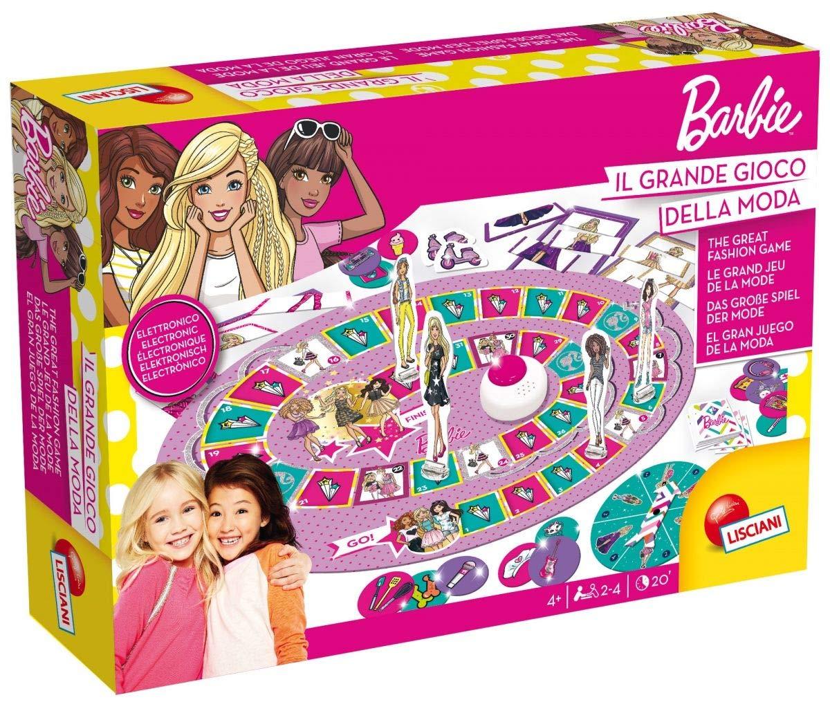 De Grande Mesa Giochi Juegos La Lisciani Il 0 Barbie 63260 GVpUMSqz