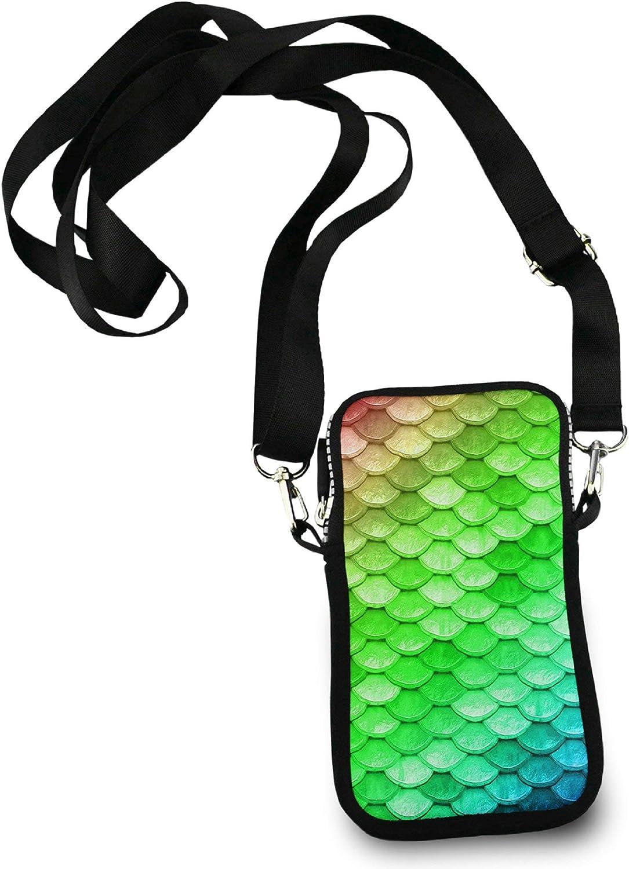 Cell Phone Bag Rainbow...