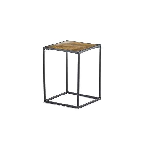 Modern Side Table Design Ideas.Amazon Com Design Ideas Pietra Patina Small Side Table