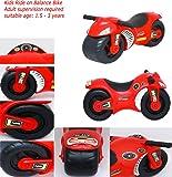 Ride On Balance Bike for Toddler Kids Motorbike Motorcycle Car Walker Push Along Ride On
