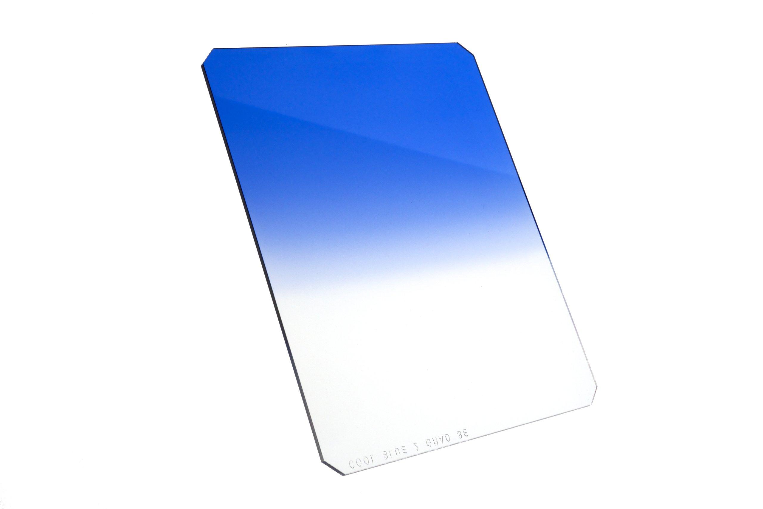 Resin Color Grad Soft Edge Blue 3 Formatt-Hitech 100x150mm 4x6