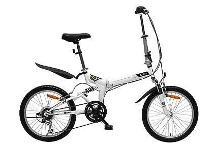 bicicleta plegable 609,6 cm pulgadas bicicleta infantil 6 velocidades