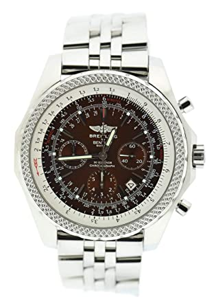be22d461f760 Image Unavailable. Image not available for. Color  Breitling Bentley  Automatic-self-Wind Male Watch A25362 (Certified Pre-Owned)