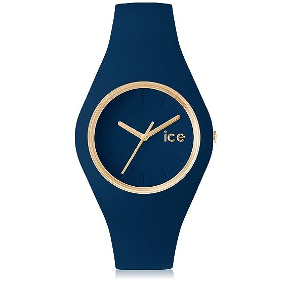 Ice Watch 001624, Reloj con Correa de Silicona Unisex, Azul