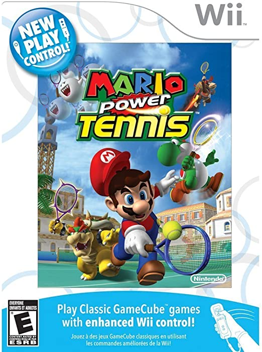 Nintendo Mario Power Tennis - Juego: Amazon.es: Videojuegos