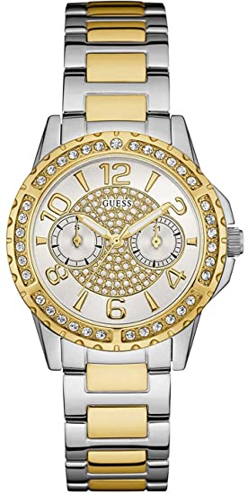 GUESS WATCHES LADIES SPORT STEEL relojes mujer W0705L4