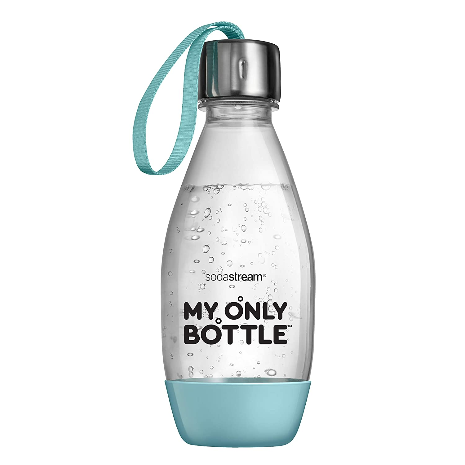 SodaStream 0.5 Liter My Only Bottle Icy Blue