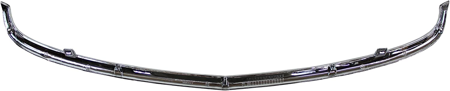 Genuine GM Parts 96848523 Grille Molding Lower Genuine General Motors Parts