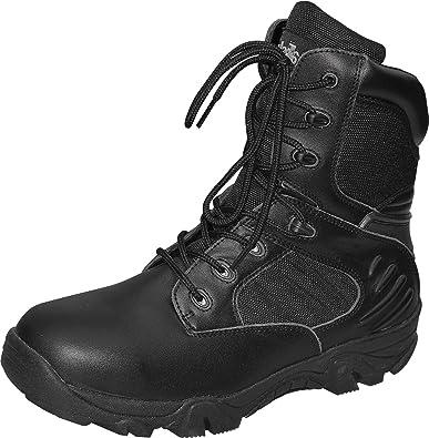 CN Outdoor Army Kampfstiefel mit Reißverschluß Springerstiefel  »Delta-Force« Wander-Stiefel  Amazon.de  Schuhe   Handtaschen d345103643