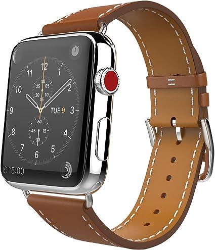 MoKo Correa para Apple Watch Series 5/4 / 3/2 / 1 42mm, Simple ...