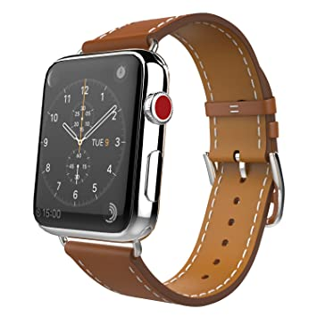 MoKo Correa para Apple Watch Series 5/4 / 3/2 / 1 42mm, Simple ...