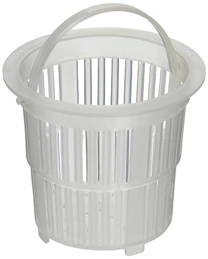 De plástico rejillas de desagüe fregadero colador de cocina cesta ...