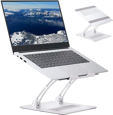 Rasome Laptop Ständer Ergonomischer Notebook Ständer Computer Zubehör
