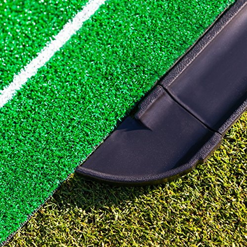 FORB Dual-Speed Golf Putting Mat (10ft x 1ft) - Perfect Your Putting On The Go With This Easy To Manoeuvre Mat [Net World Sport] by FORB (Image #5)