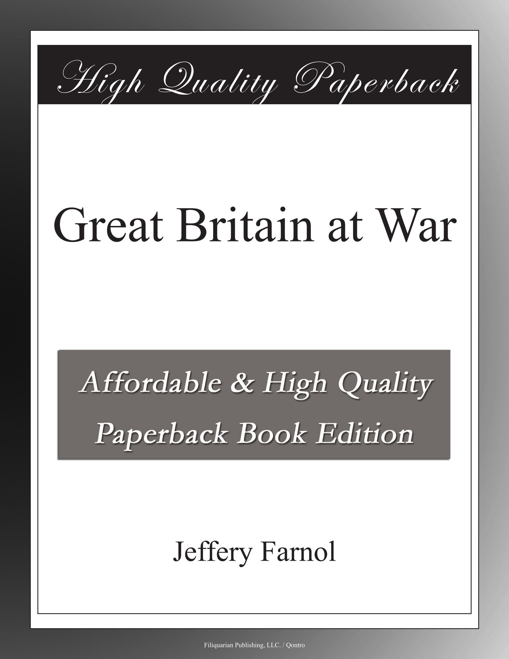 Great Britain at War pdf epub