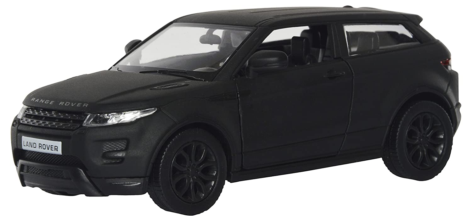 Range Rover Matte Black >> Buy Rmz City 1 36 Range Rover Evoque Matte Black Online At Low