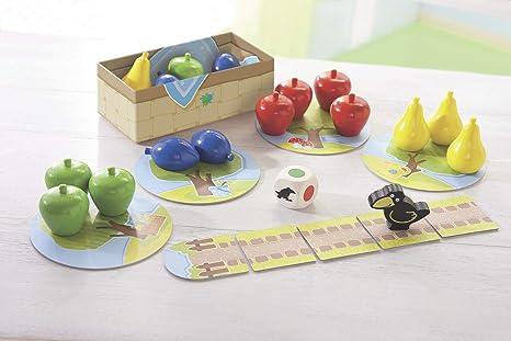 HABA 4655 - Juego Educativo con Frutas: Amazon.es: Juguetes y juegos