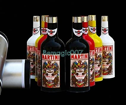 by Premium Magic Multiplying Bottles Color Changing//8 Bottles