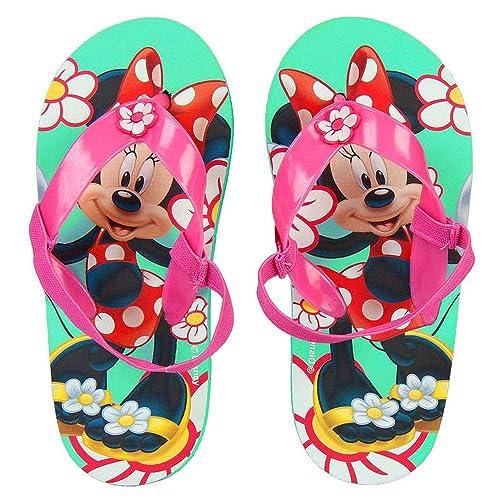 b125a14a06 Ciabatte Infradito Bambina Minnie Disney con Elastico (26/27 EU ...