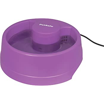 Pioneer Pet Plastic Drinking Fountain Raindrop Design Smartcat 6024