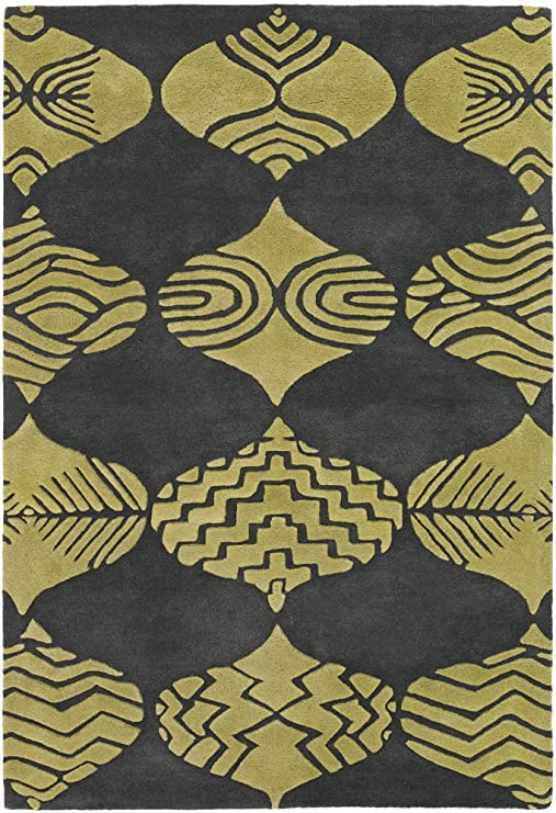 Amazon Com Parson Green 5 Ft X 7 Ft 6 In Indoor Area Rug Kitchen Dining