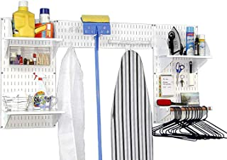 product image for Wall Control Deluxe Laundry Room Wall Organizer Storage Kit