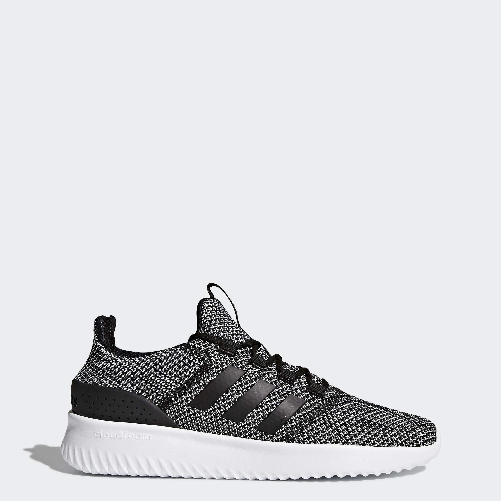 Adidas Sneaker Cloudfoam Ultimate Herren Schuhe Schwarz Mesh