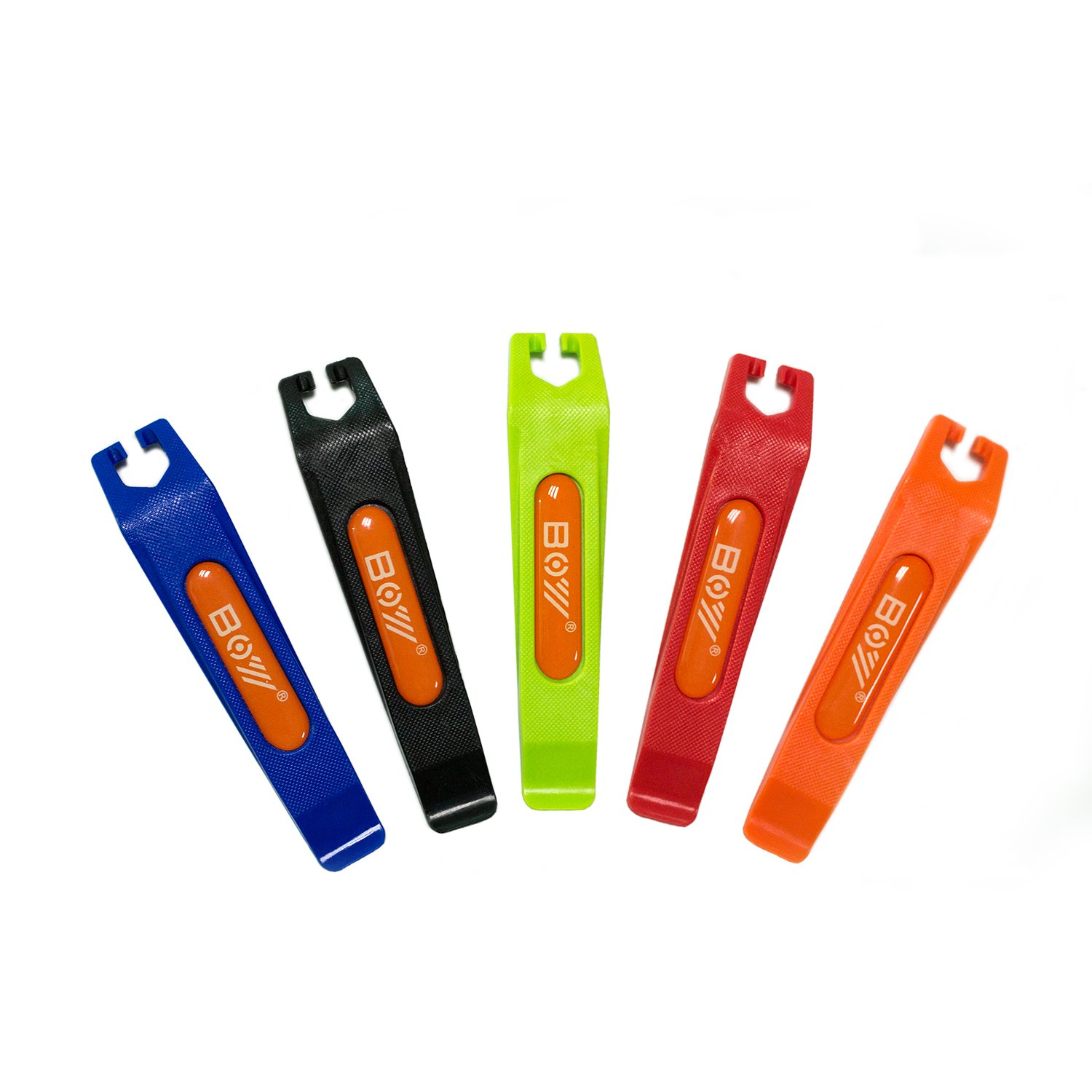 Owfvlazi Bike Tire Lever Tools Set of 5 Color Tire Levers by Owfvlazi (Image #1)