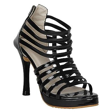 Misto Vagon Women And Girls High Heels Sandals Party Wear Sandals