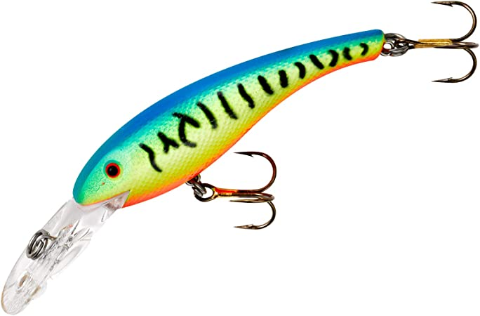 """Cotton cordell wally diver 3 1//8/"""" Suspending Crankbait Fishing Lure Lot Of 6"""