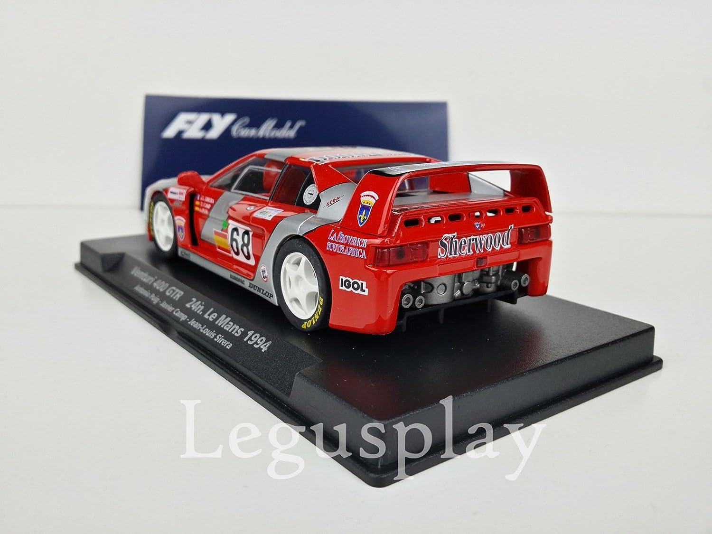 FLy Slot Car SCX Scalextric 88272 Venturi 400 GTR 24H Le Mans 1994 - Puig / Camp: Amazon.es: Juguetes y juegos