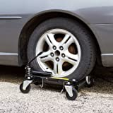 Black Widow Steel Hydraulic Jack & Wheel Dolly