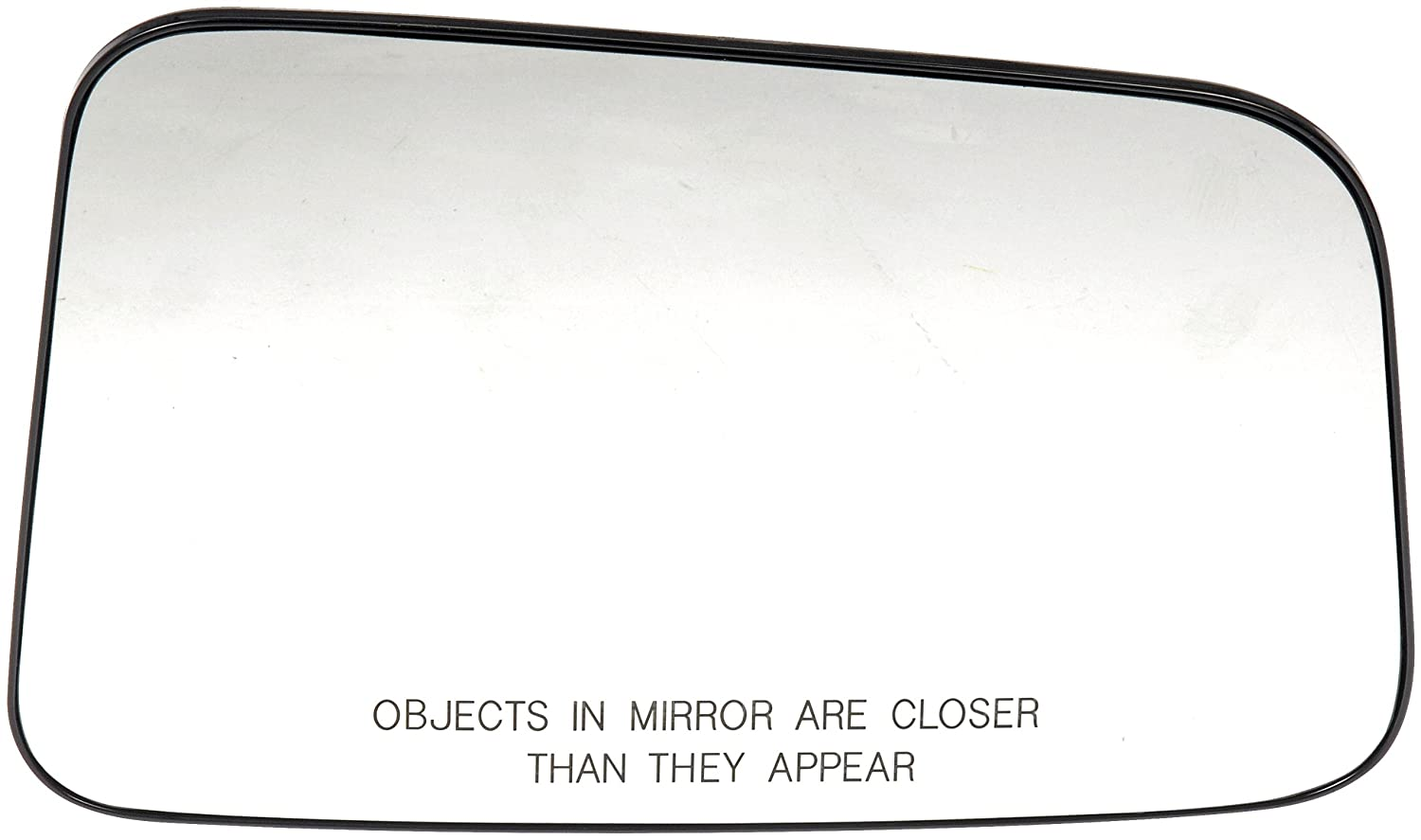 Dorman 56126 Ford/Lincoln Passenger Side, Non-Heated, Plastic Backed Door Mirror Glass