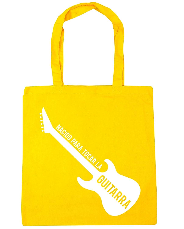 HippoWarehouse Nacido Para Tocar La Guitarra (Eléctrica) Bolso de ...