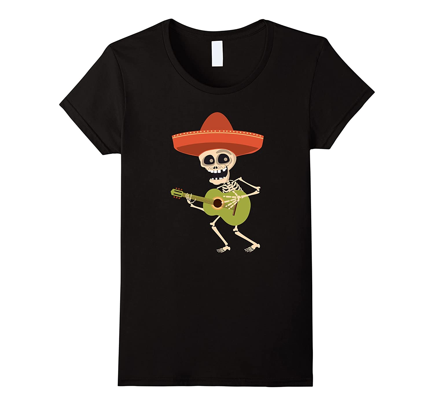 Dia de los Muertos or Mexican Day of the Dead Cool Shirt-Veotee