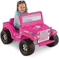 Power Wheels Barbie Jeep Wrangle X6655 Deals