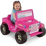 Power Wheels Barbie Jeep Wrangler [Amazon Exclusive]