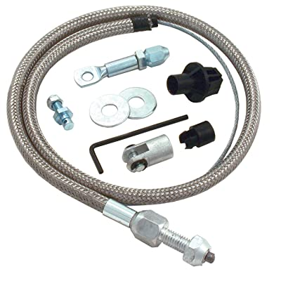 Spectre Performance 2431 Braided Throttle Cable: Automotive