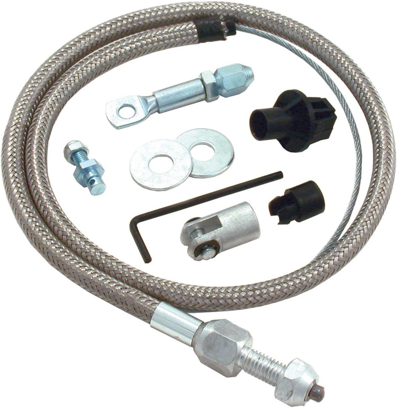 Spectre Performance 2431 Braided Throttle Cable