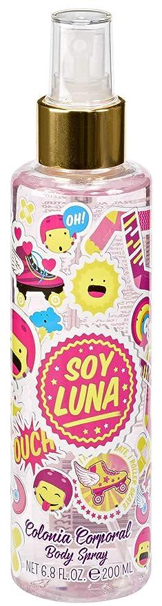 Soy Luna Colonia fresca - 200 ml: Amazon.es: Belleza